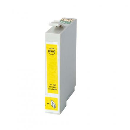Cartouche EPSON T0554 - Jaune compatible