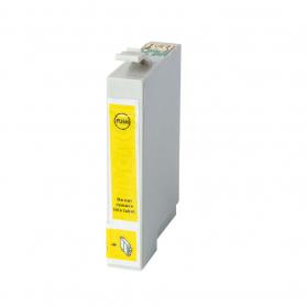 Cartouche EPSON T0804 - Jaune compatible