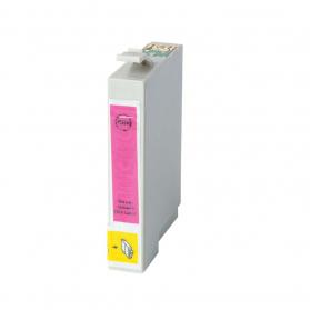 Cartouche EPSON T0806 - Magenta clair compatible