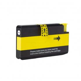 Cartouche EPSON T7554 - Jaune compatible