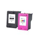 Pack HP 62 XL - Noir et couleurs remanufacturé