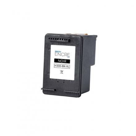 Cartouche HP 300 XL - Noir remanufacturée