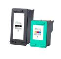 Pack HP 350/351 XL - Noir et couleurs remanufacturé