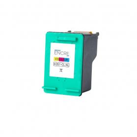 Cartouche HP 351 XL - 3 couleurs remanufacturée