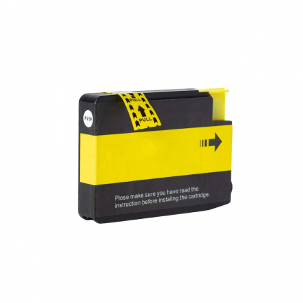 Cartouche HP 933 XL - Jaune compatible