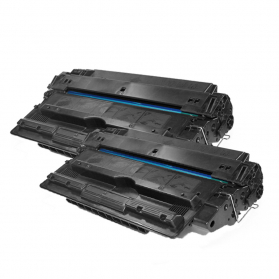 Pack HP 16A x2 - Noir compatible