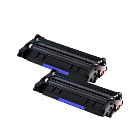 Pack HP 26X x2 - Noir compatible