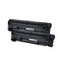 Pack HP 35A x2 - Noir compatible