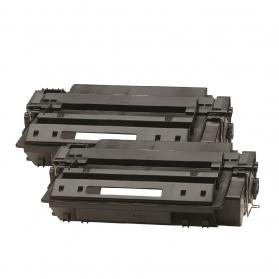 Pack HP 51X x2 - Noir compatible