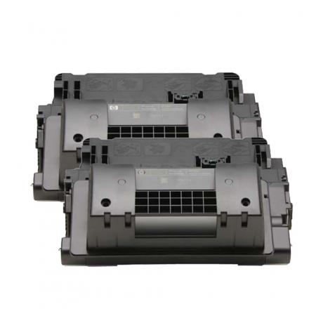 Pack HP 64X x2 - Noir compatible