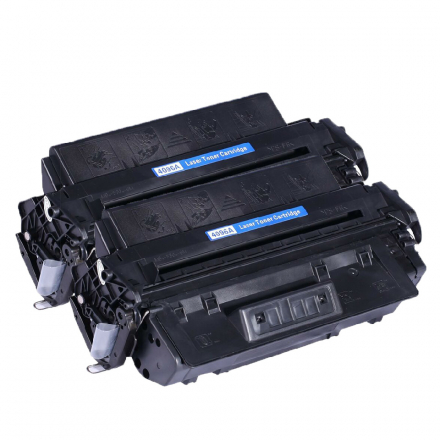Pack HP 96A x2 - Noir compatible
