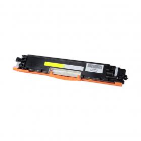 Toner HP 124A - Jaune compatible