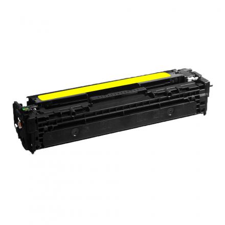 Toner HP 201X - Jaune compatible