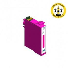 Cartouche EPSON 18 XL - Magenta compatible