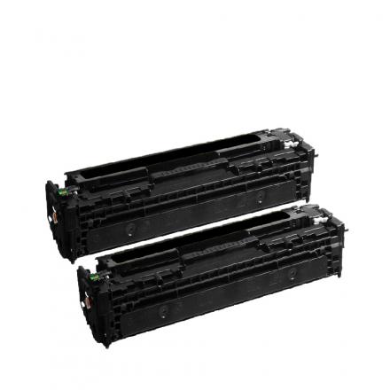 Pack HP 312X x2 - Noir compatible