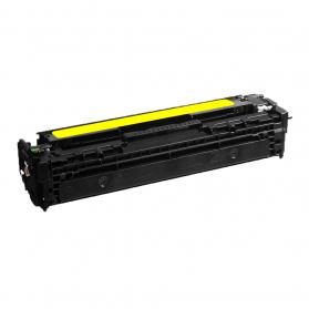 Toner HP 314A - Jaune compatible