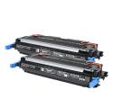 Pack HP 501A x2 - Noir compatible