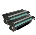 Pack HP 504X x2 - Noir compatible