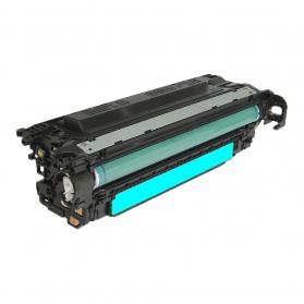 Toner HP 504A - Cyan compatible