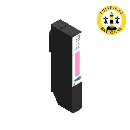 Cartouche EPSON 24 - Magenta clair compatible