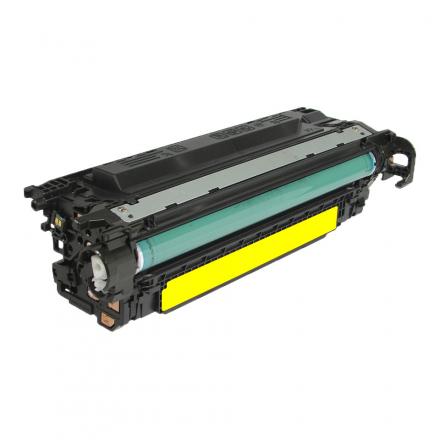 Toner HP 504A - Jaune compatible