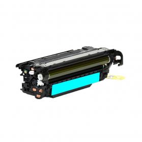 Toner HP 507A - Cyan compatible