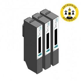 Pack EPSON 24 XL x3 - Noir compatible