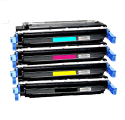 Pack HP 642A - 4 toners compatible