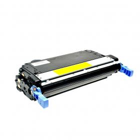 Toner HP 644A - Jaune compatible