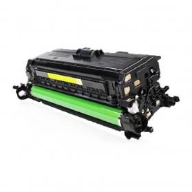 Toner HP 646A - Jaune compatible
