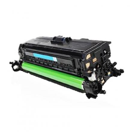 Toner HP 648A - Cyan compatible