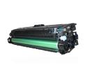 Toner HP 650A - Cyan compatible