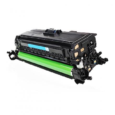 Toner HP 654A - Cyan compatible