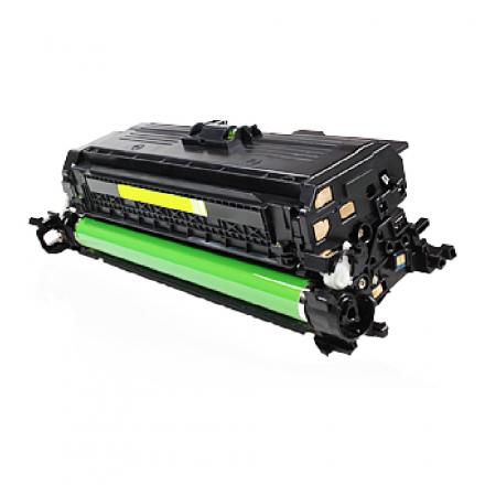 Toner HP 654A - Jaune compatible