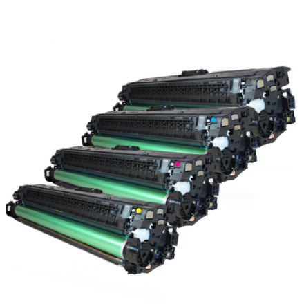 Pack HP C4149A - 4 toners compatible