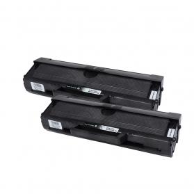 Pack SAMSUNG ML-1210D3 x2 Noir compatible