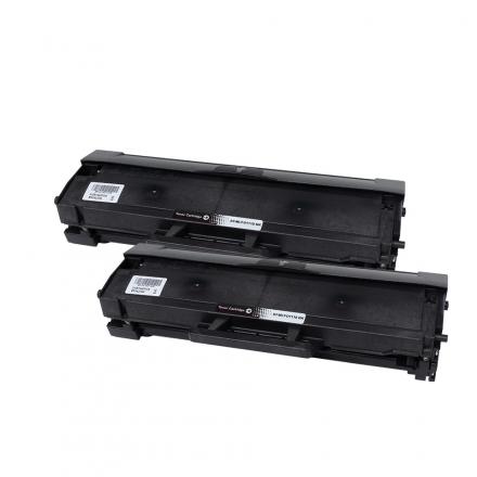 Pack SAMSUNG MLT-D116L x2 Noir compatible
