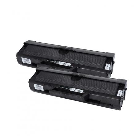 Pack SAMSUNG MLT-D1092S x2 Noir compatible