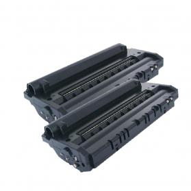 Pack SAMSUNG SCX-4216D3 x2 Noir compatible