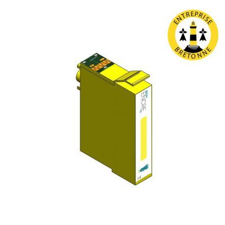 Cartouche EPSON 27 - Jaune compatible