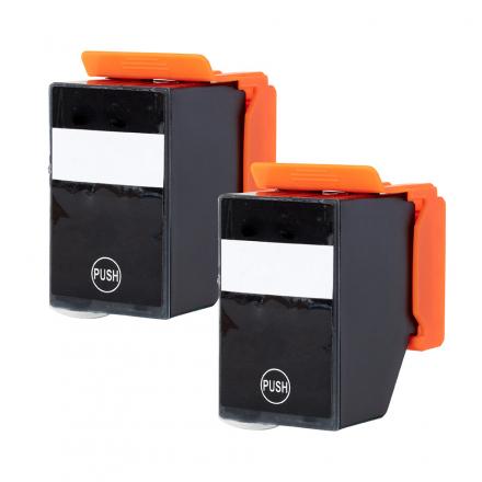 Pack EPSON 202 XL x2 - Noir compatible
