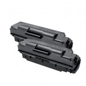 Pack SAMSUNG MLT-D307E x2 Noir compatible
