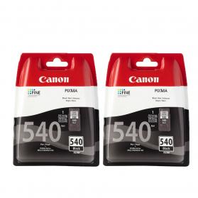 Pack CANON PG-540 x2 - Noir ORIGINAL