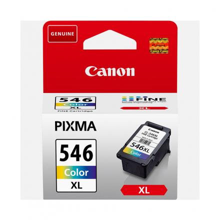 Cartouche CANON CL-546 XL - 3 couleurs ORIGINALE