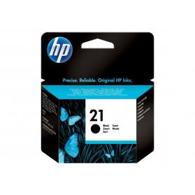 Cartouche HP 21 - Noir ORIGINE