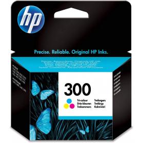Cartouche HP 300 - 3 couleurs ORIGINE