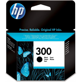 Cartouche HP 300 - Noir ORIGINE