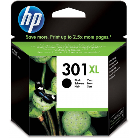Cartouche HP 301 XL - Noir ORIGINE