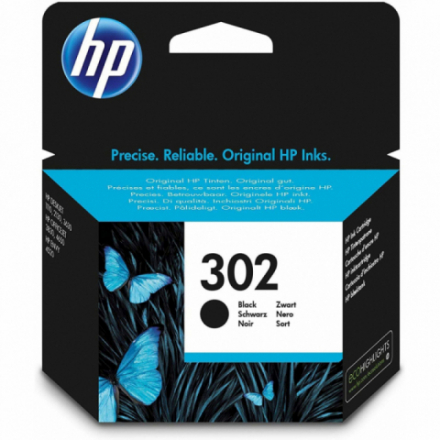 Cartouche HP 302 - Noir ORIGINE