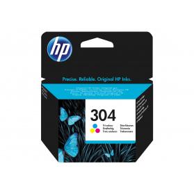 Cartouche HP 304 - 3 couleurs ORIGINE